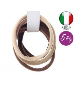 Elastici Basic  | Wholesale Hair Accessories and Costume Jewelery