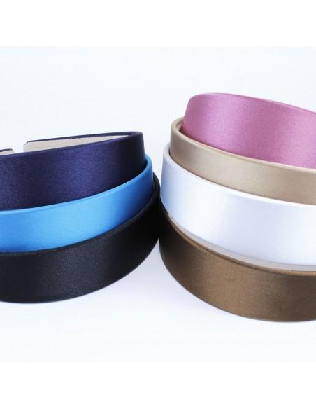 Fashion Headbands CERCHIETTO RASO CM 3* | Wholesale Hair Accessories and Costume Jewelery