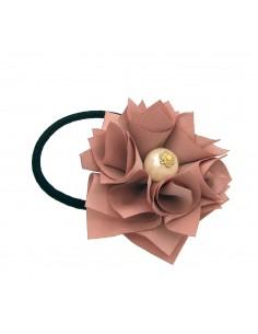 Fashion Hair Ties FERMACODA FIORE E PERLA | Wholesale Hair Accessories and Costume Jewelery