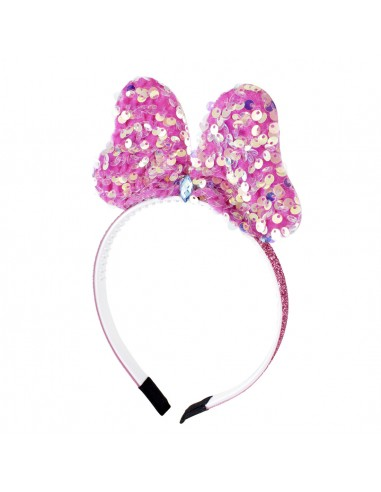Headbands for Childs CERCHIO CM 01 FIOCCO PAILETTES PZ 4 | Wholesale Hair Accessories and Costume Jewelery
