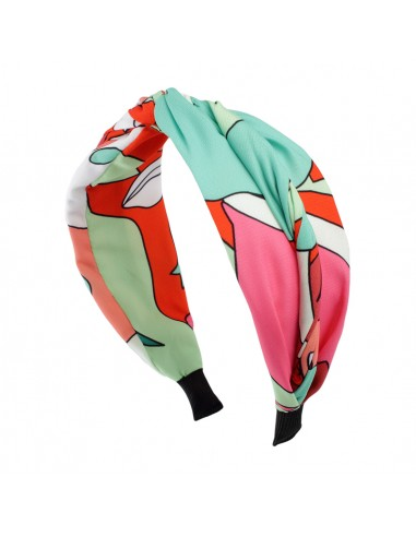 Fashion Headbands CERCHIO CM 06 NODO FANTASIA | Wholesale Hair Accessories and Costume Jewelery