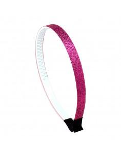 Cerchietti Bimba CERCHIO CM 01 GLITTER PZ 10 | Wholesale Hair Accessories and Costume Jewelery