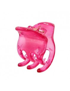 Solid color Hair Clamp PINZA CM.3 COL. TRASPARENTI | Wholesale Hair Accessories and Costume Jewelery