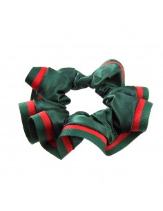 Red&Green FERMACODA STRETTO BORDATO | Wholesale Hair Accessories and Costume Jewelery