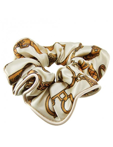 Fashion Scrunchies FERMACODA FANTASIA EQUITAZIONE | Wholesale Hair Accessories and Costume Jewelery