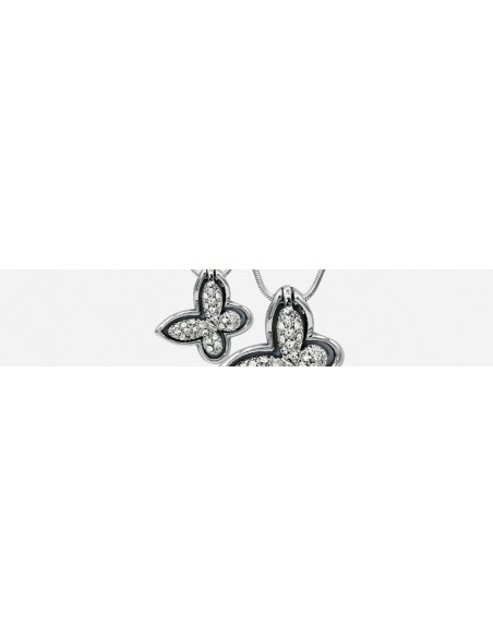 Strass necklaces