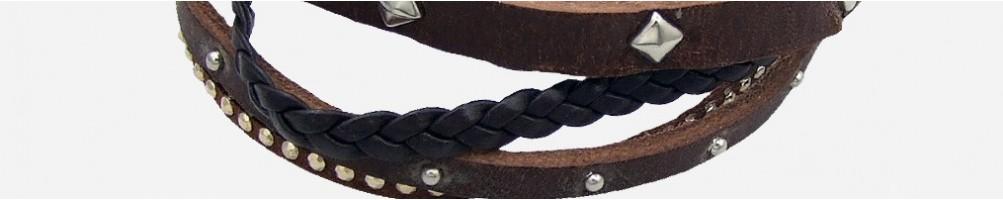 Sale Wholesale Man fashion leather bracelets